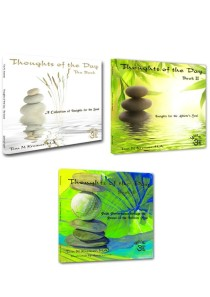 Thoughts of the Day Trilogy: Books I, II and III